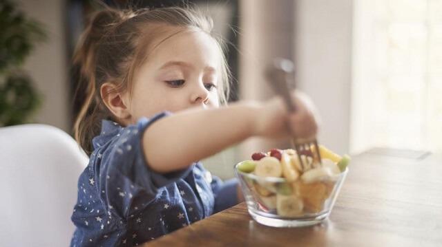 Chế độ ăn uống giàu tính kiềm giúp trẻ thông minh hơn