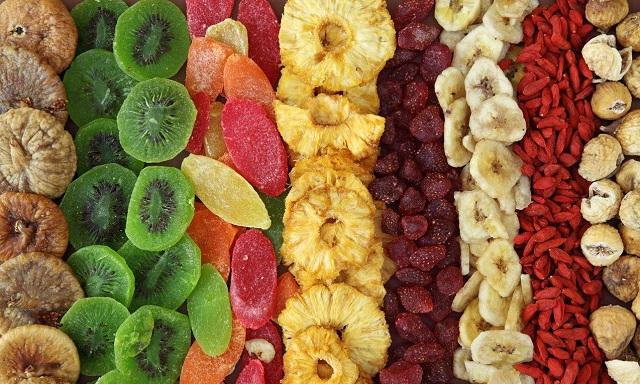 bệnh tiểu đường không nên ăn các loại hoa quả sấy khô