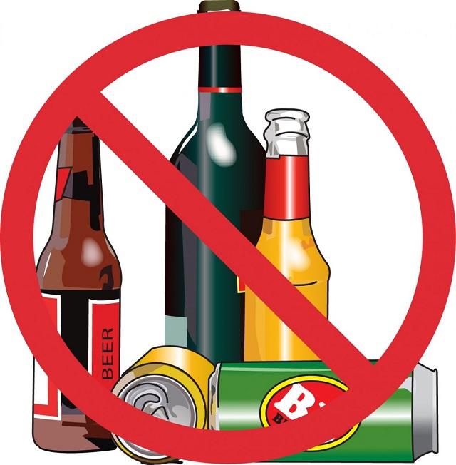 tuyệt đối không được uống rượu bia đối với người bị tiểu đường