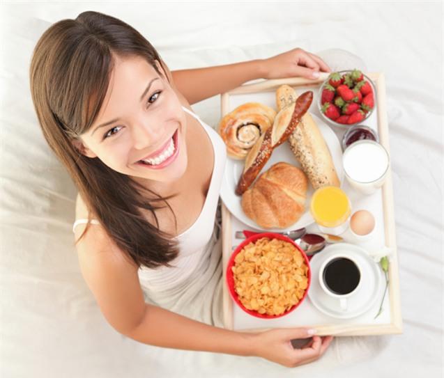 buổi sáng nên ăn gì ?