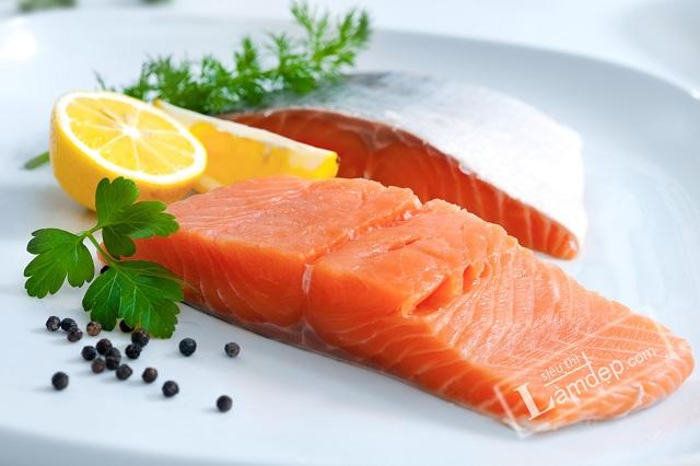 tăng tiểu cầu nên ăn nhiều cá hồi