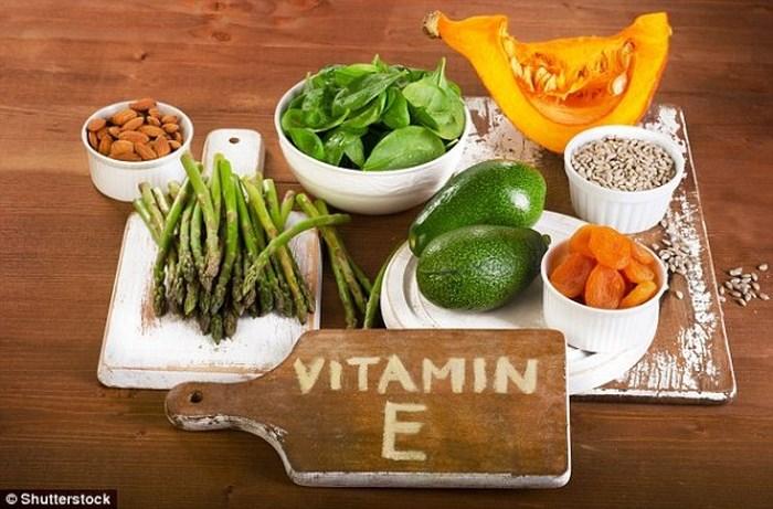 các loại rau củ quả giàu vitamin e nên ăn