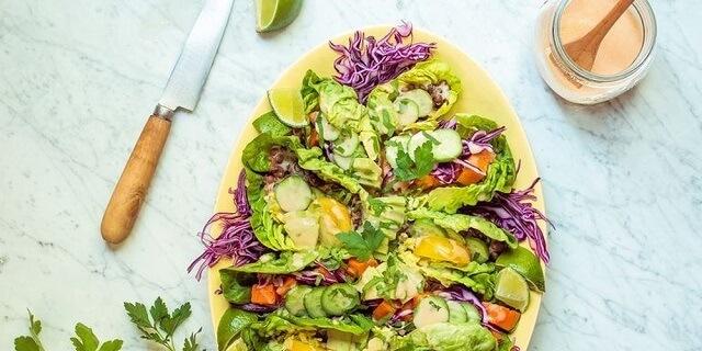 Cách ăn chay đầy đủ, cân bằng dinh dưỡng 3