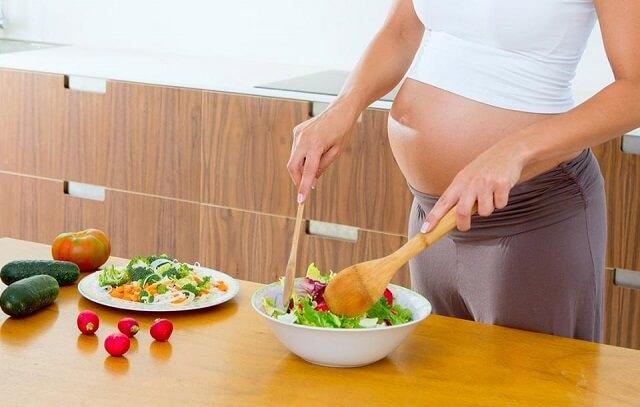 Đau dạ dày khi mang thai - Nguyên nhân và cách khắc phục 2