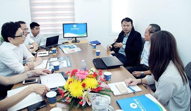 Thế Giới Điện Giải cùng lãnh đạo tập đoàn Panasonic Nhật Bản họp bàn chiến lược phát triển máy lọc nước ion kiềm tại thị trường Việt Nam năm 2019