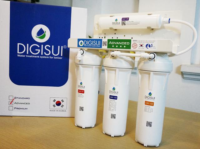 Bộ tiền xử lý nước uống tươi trực tiếc Digisuil - Advanced