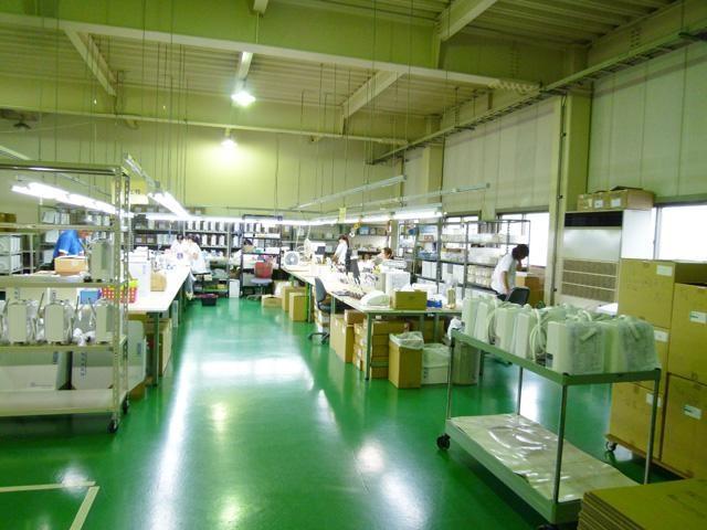 Nhà máy sản xuất máy điện giải Excel tại Osaka (Nhật Bản)