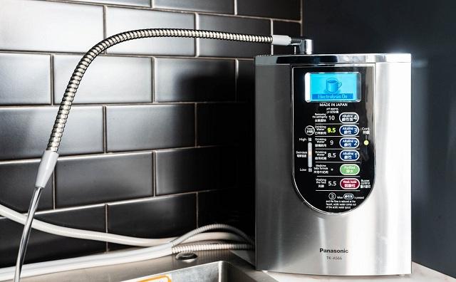 máy lọc nước điện giải ion kiềm chính hãng