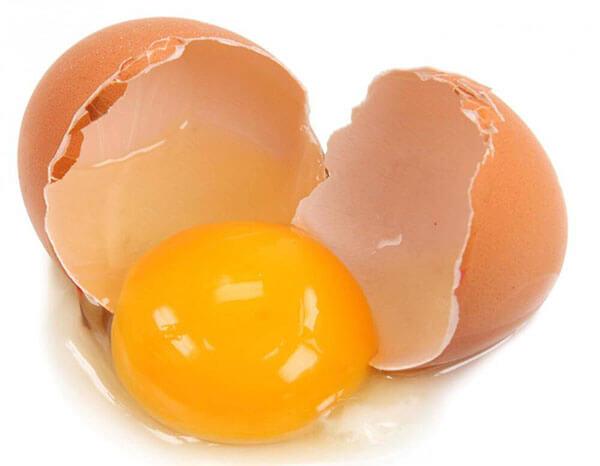 photpho là chất điện giải và có nhiều trong trứng gà