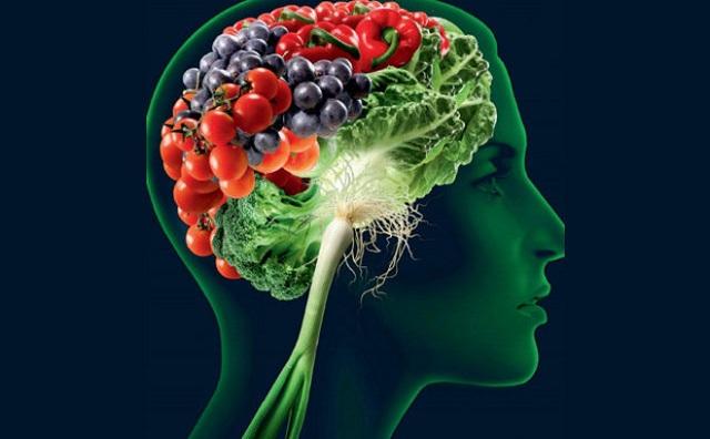Mối liên quan giữa thực phẩm tính kiềm và sự phát triển của bộ não