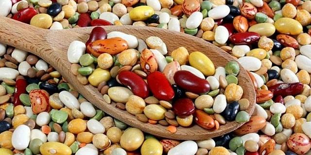 Các loại đậu cũng là thực phẩm chứa nhiều chất chống oxy hóa