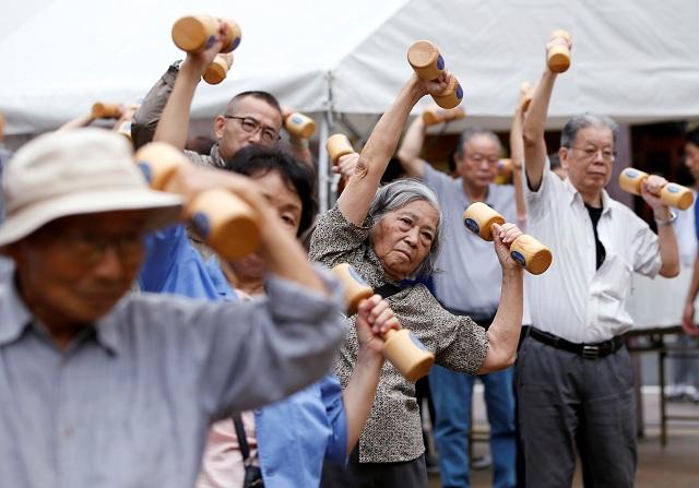 Đây là bí quyết khỏe mạnh và trẻ lâu của người Nhật