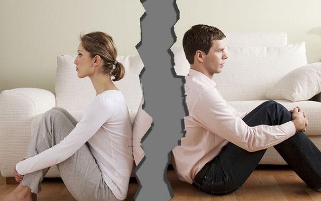 Tình cảm bị rạn nứt cũng là nguyên nhân của stress