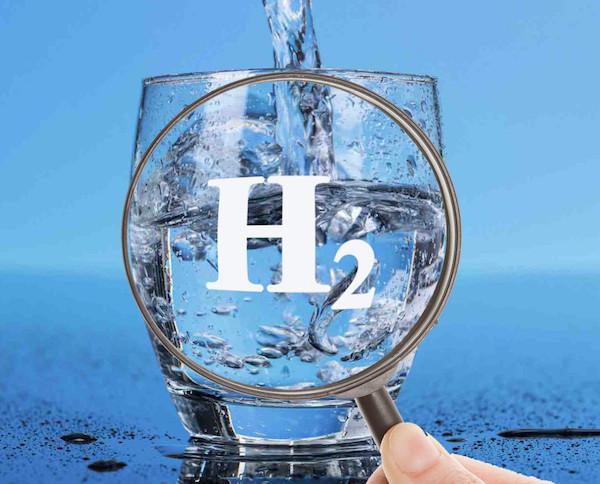 hình ảnh nước Hydrogen