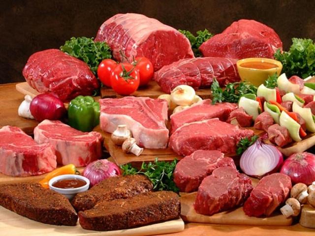 Protein trong thịt, cá là nguồn dinh dưỡng dồi dào cho người bị đau khớp