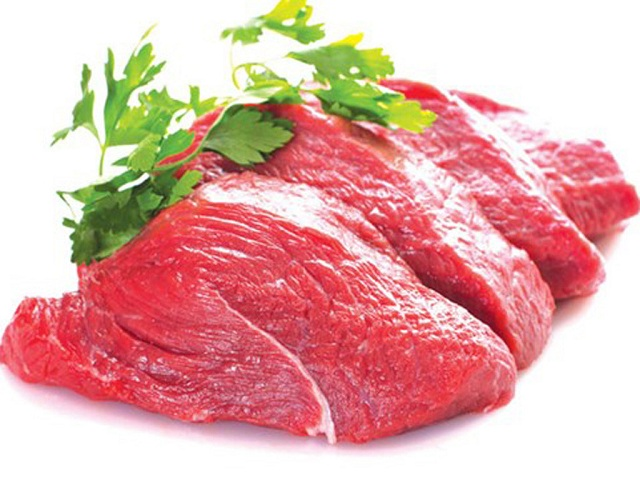 tràn dịch màn phổi nên ăn thịt