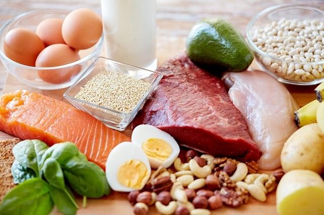 bệnh nhân truyền hóa chất nên bổ sung các thực phẩm giàu protein