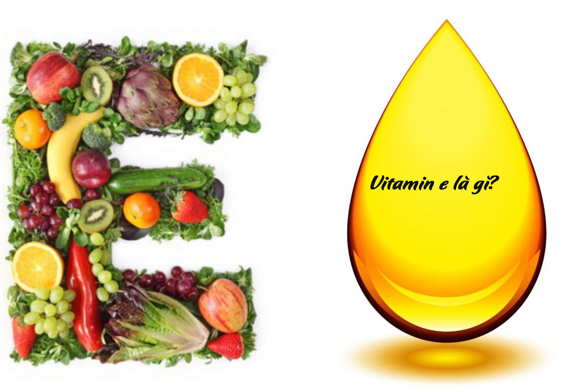 vitamin e có trong những loại rau củ quả nào ?