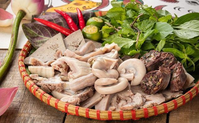 thực phẩm gây bệnh thalassemia cần hạn chế ăn