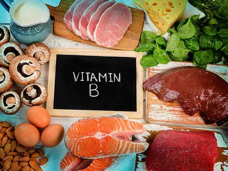 các thực phẩm giàu vitamin b nên bổ sung