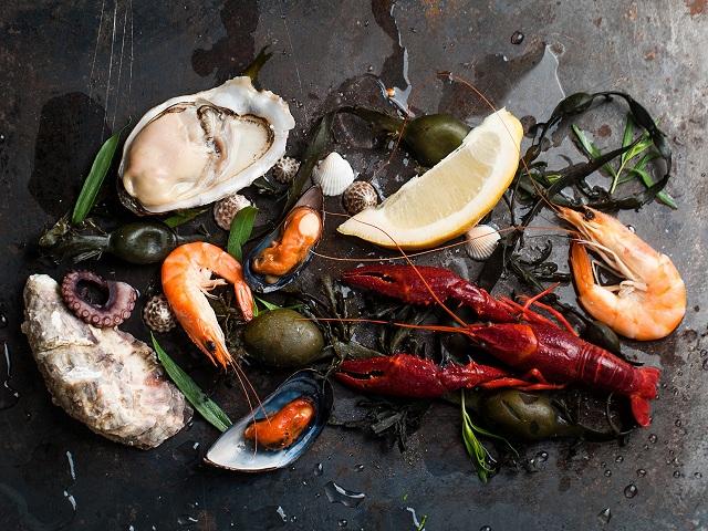 Nguyên tắc ăn hải sản