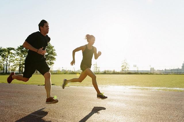 Chạy bộ là phương pháp giúp thanh lọc cơ thể tốt nhất