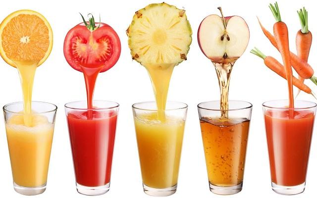 Các loại nước ép có tính chất kháng viêm rất tốt cho người bệnh viêm amidan