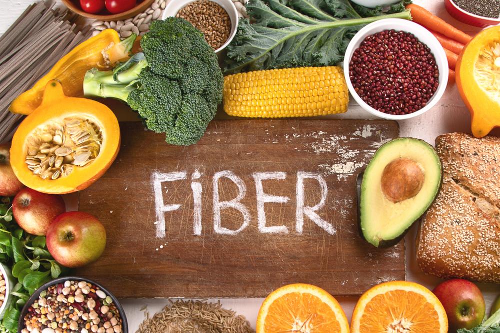Chất xơ có trong rau củ có khả năng giảm viêm rất tốt cho dạ dày