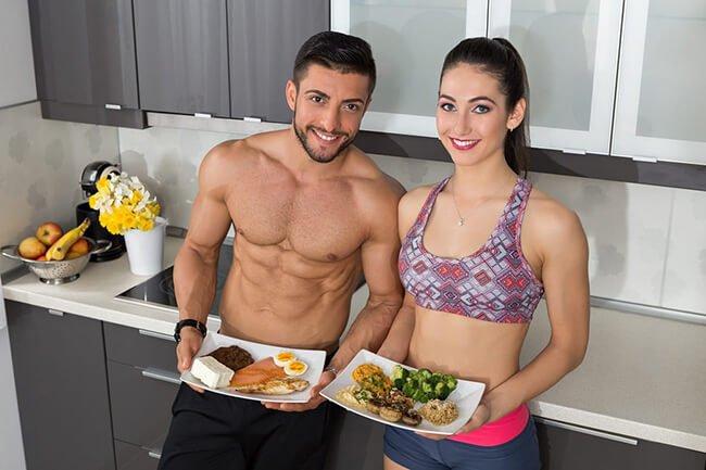 thực đơn ăn sáng cho người tập gym