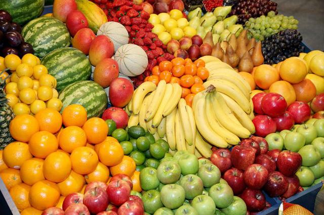 trái cây rau củ quả
