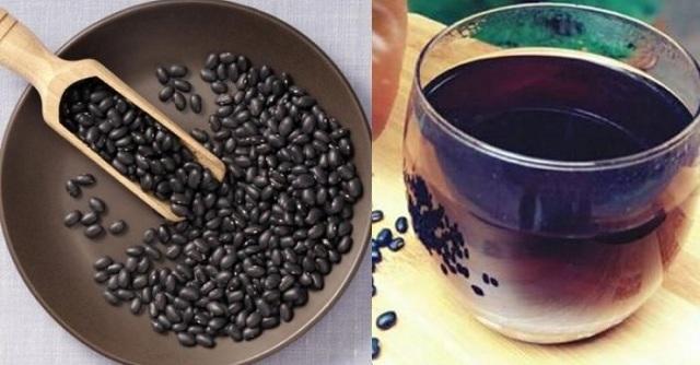 Cách làm nước đỗ đen rang Nhật Bản