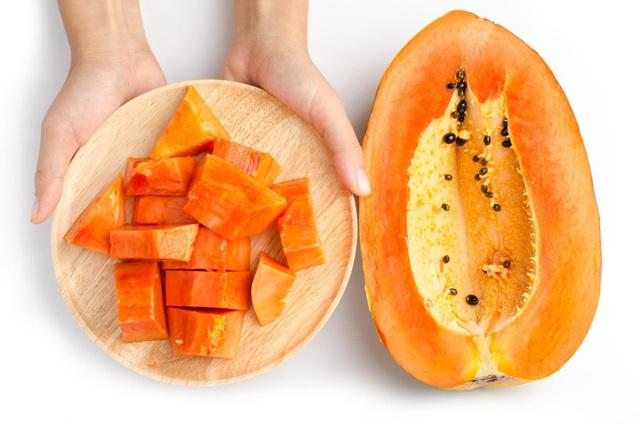 Đu đủ cũng là một trong những thực phẩm tốt nhất bảo vệ cơ thể, phòng chống ung thư