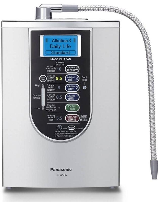 Nấu cơm bằng nước ion kiềm của máy điện giải PananasonicTK-AS66 giúp cơm ngon với hương vị tự nhiên và tinh tế