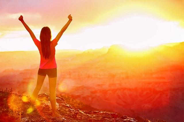 Luôn duy trì tinh thần tích cực là cách kiểm soát stress tốt nhất
