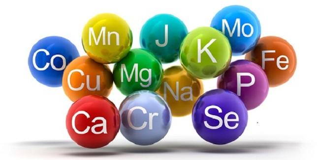 Các chất điện giải phổ biến