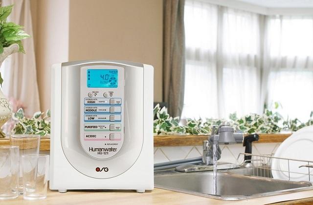 Có thể dùng nước ion kiềm tươi từ máy điện giải OSG Nhật Bản