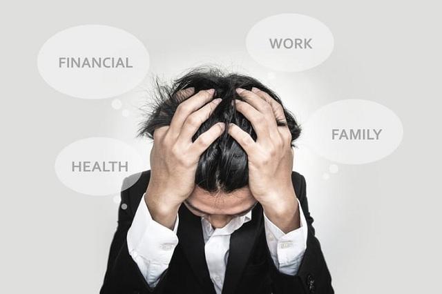 Cần giải quyết các nguyên nhân gây ra căng thẳng, mệt mỏi
