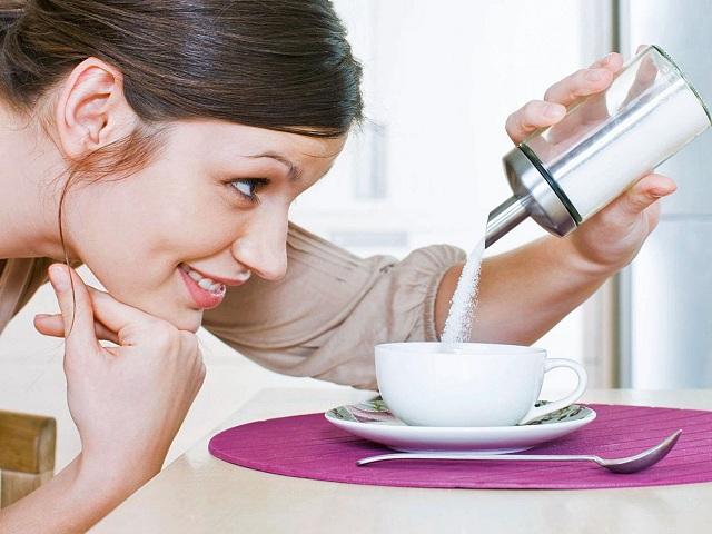 Lạm dụng đường kính có thể gây nguy hại đến sức khỏe