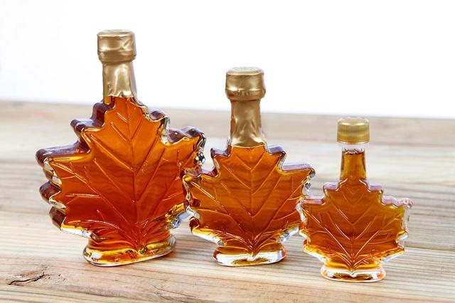 Siro cây phong có thể thay thế đường kính trong nấu ăn