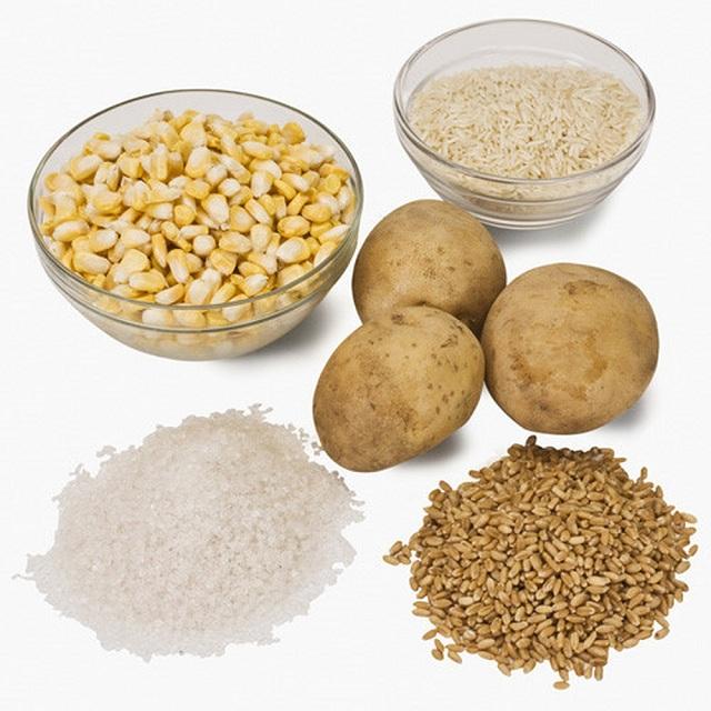 Cần chọn các loại tinh bột lành mạnh trong quá trình ăn chay