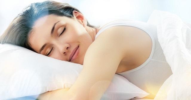 Quá trình ngủ cũng tạo ra môi trường kiềm cho cơ thể