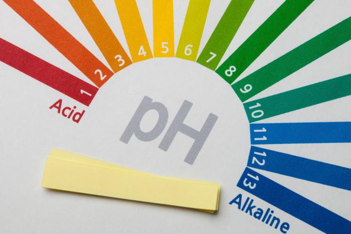 độ Ph để chia tính kiềm hoặc axit trong dung dịch