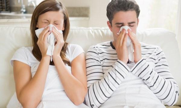Kết quả hình ảnh cho Cảm lạnh và cúm
