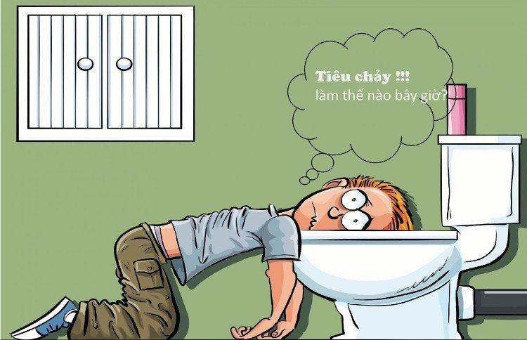 Một số cách trị tiêu chảy thông thường tại nhà