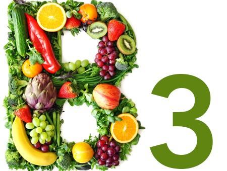 Giải đáp vitamin PP có tác dụng gì?