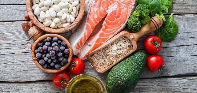 Các thực phẩm tốt cho sức khỏe