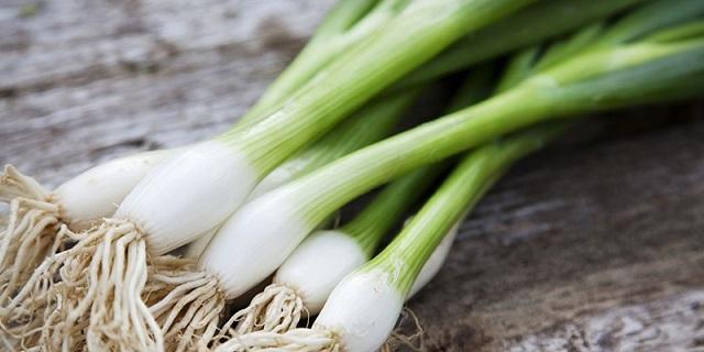 Hành lá là một trong những thực phẩm giàu vitamin K nhất