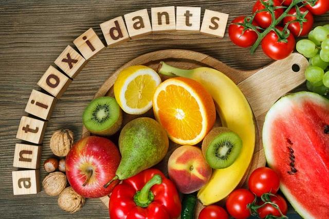 các loại trái cây giàu chất chống oxy hóa