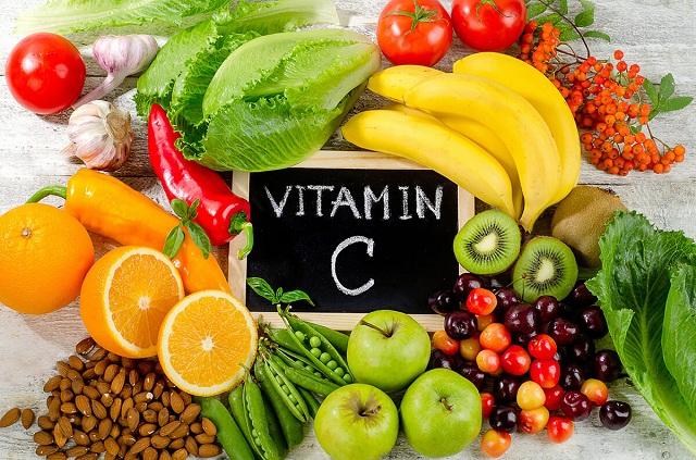 tránh hấp thụ vitamin c khi bạch cầu cao
