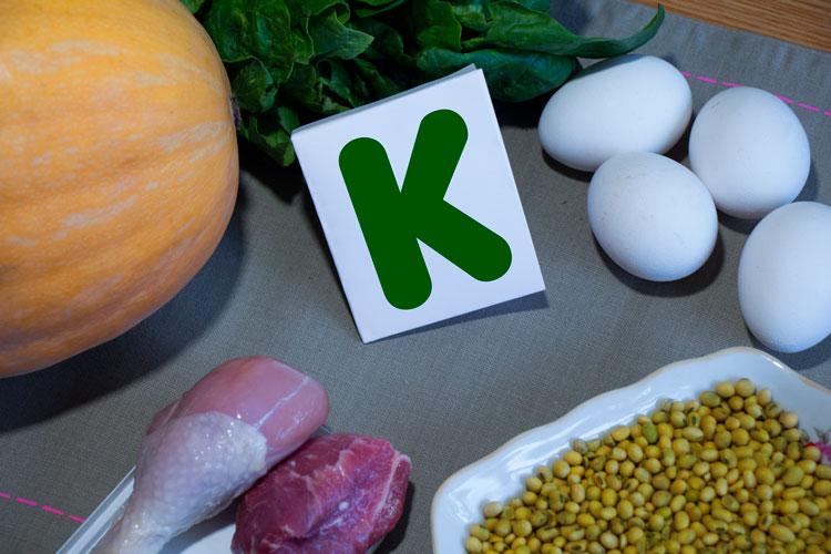 vitamin k là gì ?